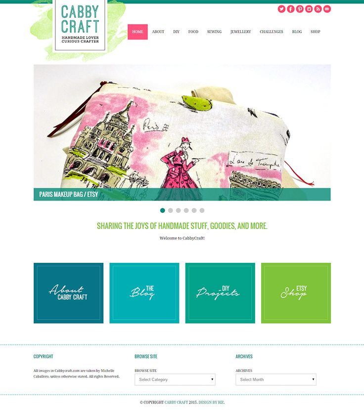 81 best Bluchic Themes Showcase images on Pinterest | Design ...