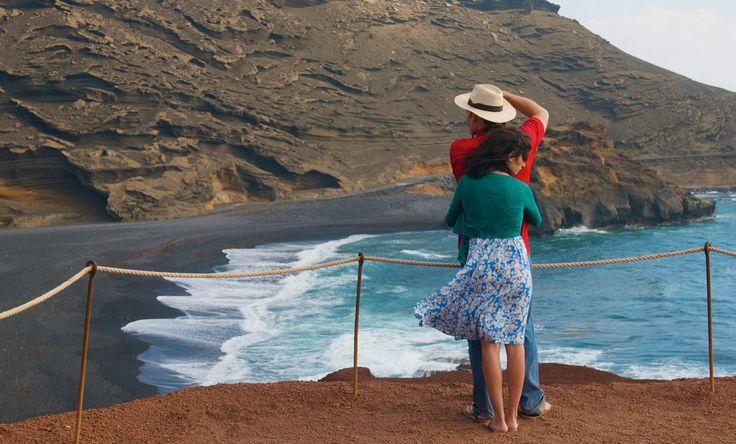 Famara, Lanzarote ('Los abrazos rotos') - Diez playas de película en España