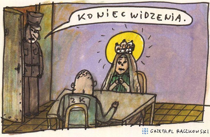 Marek Raczkowski dla Gazeta.pl - 19.02.2014 - rys. Marek Raczkowski