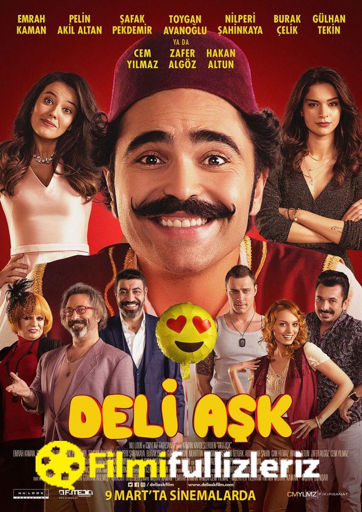 Deli Aşk Filmi 2017'nin en iyi komedi filmlerinden biri olarak öne çıkmaktadır. Deli Aşk filmi full izle, Deli Aşk HD izle, Deli aşk izle.