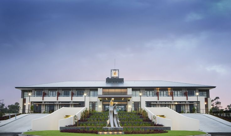Kooindah Waters Residential Golf Resort #golfresort #centralcoast #sustainable #architecture #ptwarchitects