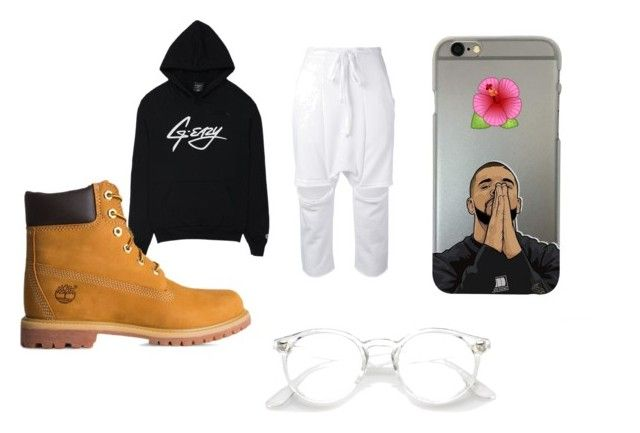 g-eazy by summerhensley on Polyvore featuring polyvore fashion style Nelly Johansson Timberland clothing