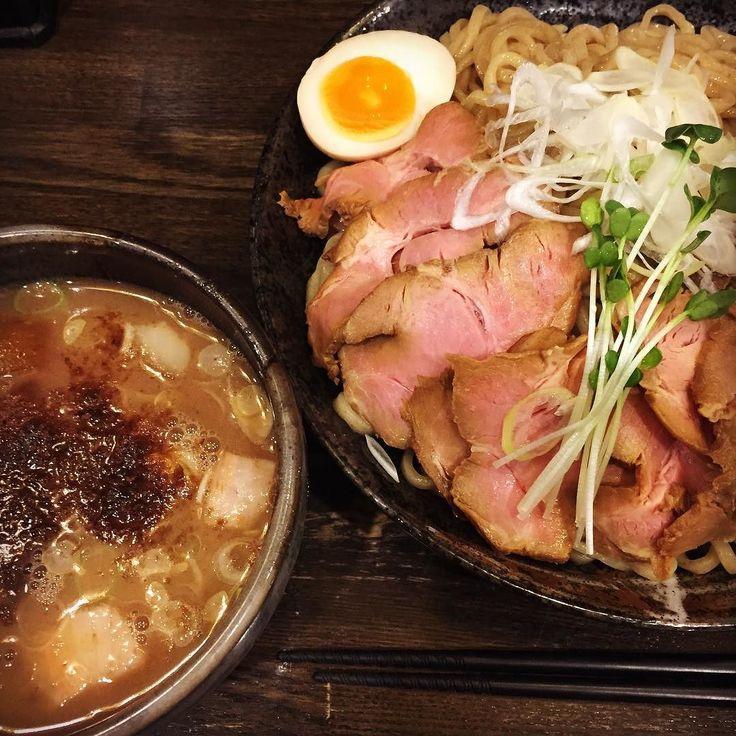 自己流ラーメン綿麺 #河内松原#車で行った#ラーメン部大阪#魚介豚骨#味はまーまー#スープが麺にあまり絡まない#世間の評価高すぎたかな#自己流というかマイペース#78点 by shinji_caffeins