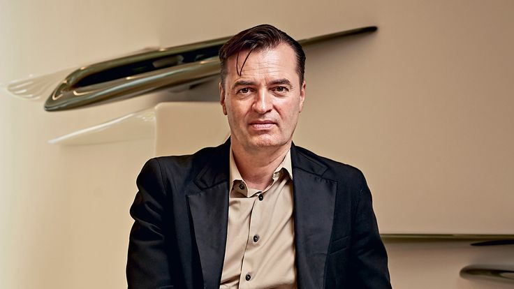 Patrik Schumacher calls for social housing and public space to be scrapped