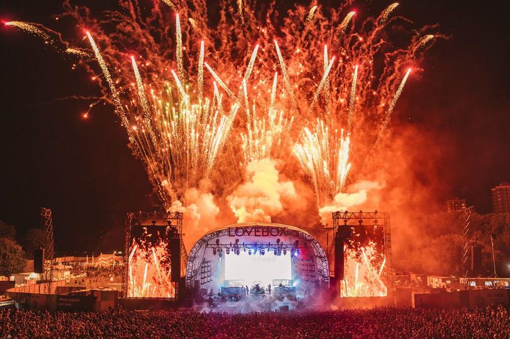 Chase & Status Close Lovebox Day Two: London's favourite festival Lovebox opened its doors for day two today in Victoria Park, celebrating…