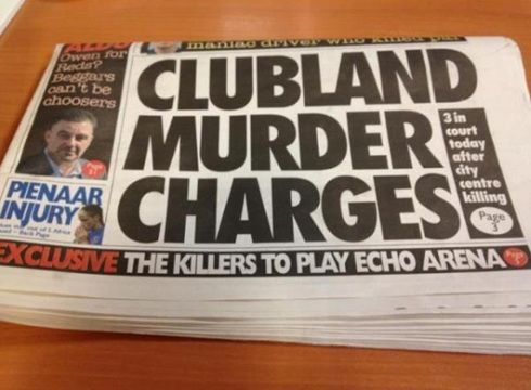 Liverpool Echo headline gaffe leaves readers bemused