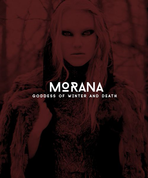 """EASTERN EUROPEAN/BALTIC MYTHOLOGY MEME > slavic gods and goddesses [4/9]: morana"" Morana is a Baltic and Slavic goddess associated with seasonal rites based on the idea of death and rebirth of nature. She is associated with death, winter and..."