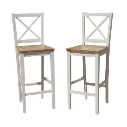 Bar stools for the breakfast bar