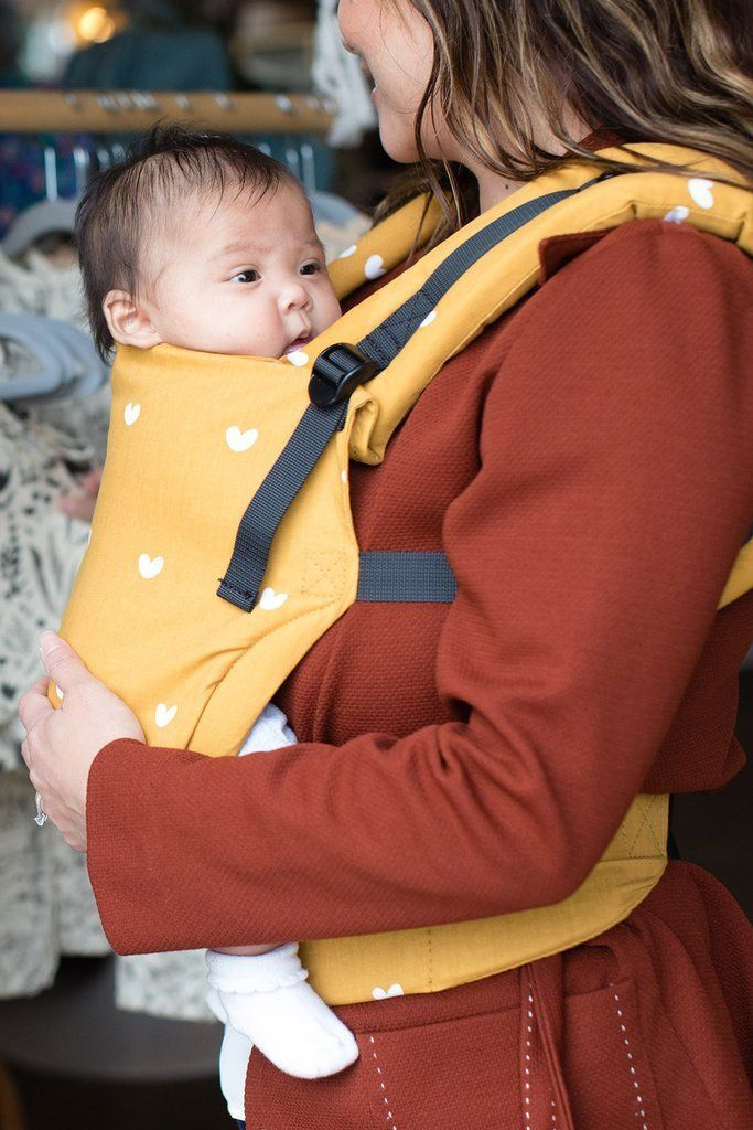 Tula Free-to-Grow Baby Carrier Play - Little Zen One