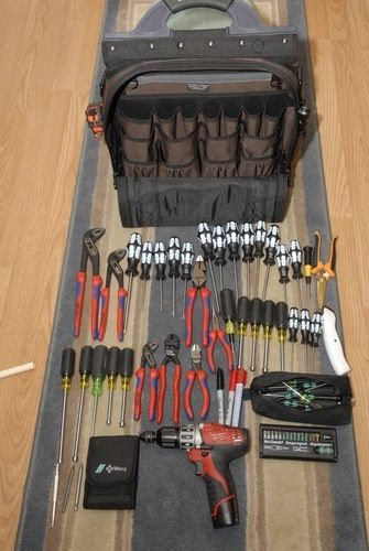 Veto Pro Pac Model XL Tool Bag