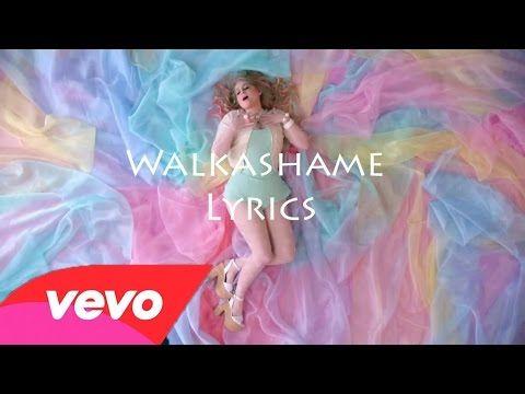 Meghan Trainor - Walkashame Lyrics