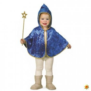 Kinderkostüm Sterntaler, Zauberer