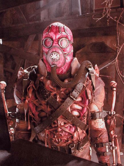 """""""THE PROFESSOR"""" FROM ROB ZOMBIE'S """"HOUSE OF 1000 CORPSES"""" (2003)"""