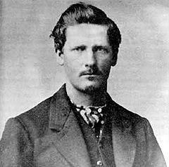 Wyatt Berry Stapp Earp (1848–1929) was a gambler, Pima County Deputy Sheriff, & Deputy Town Marshal in Tombstone, Arizona, & took part in the Gunfight at the O.K. Corral during which lawmen killed three outlaw Cowboys. To Wyatt's displeasure, the 30-second gunfight defined the rest of his life. He is often regarded as the central figure in the shootout in Tombstone, although his brother Virgil was Tombstone City Marshal & Deputy U.S. Marshal that day, & had far more experience as a sheriff