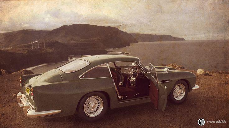 Aston Martin DB5 | Freelancers 3D