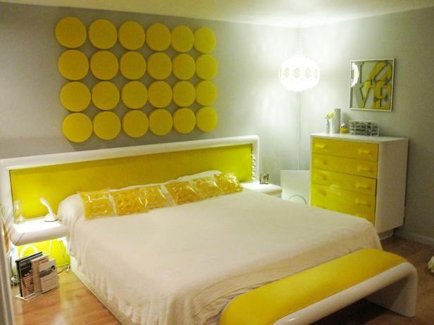 108 best Gele slaapkamers images on Pinterest | Bedrooms, Yellow and ...