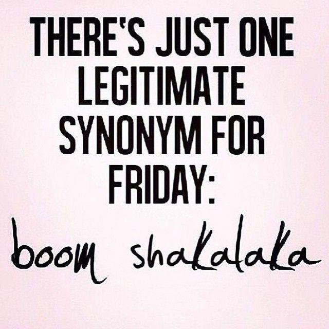 "cupcakesandcurlsyyc: ""Boom Shakalaka it's Friday!!! """