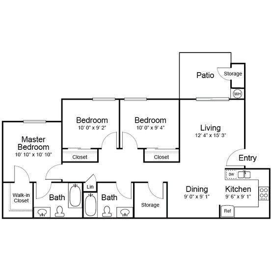 Oasis Village Apartment Homes Adelanto Ca