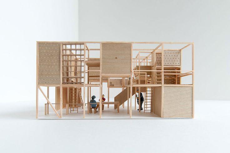 Wohnungsfrage, Atelier Bow-Wow