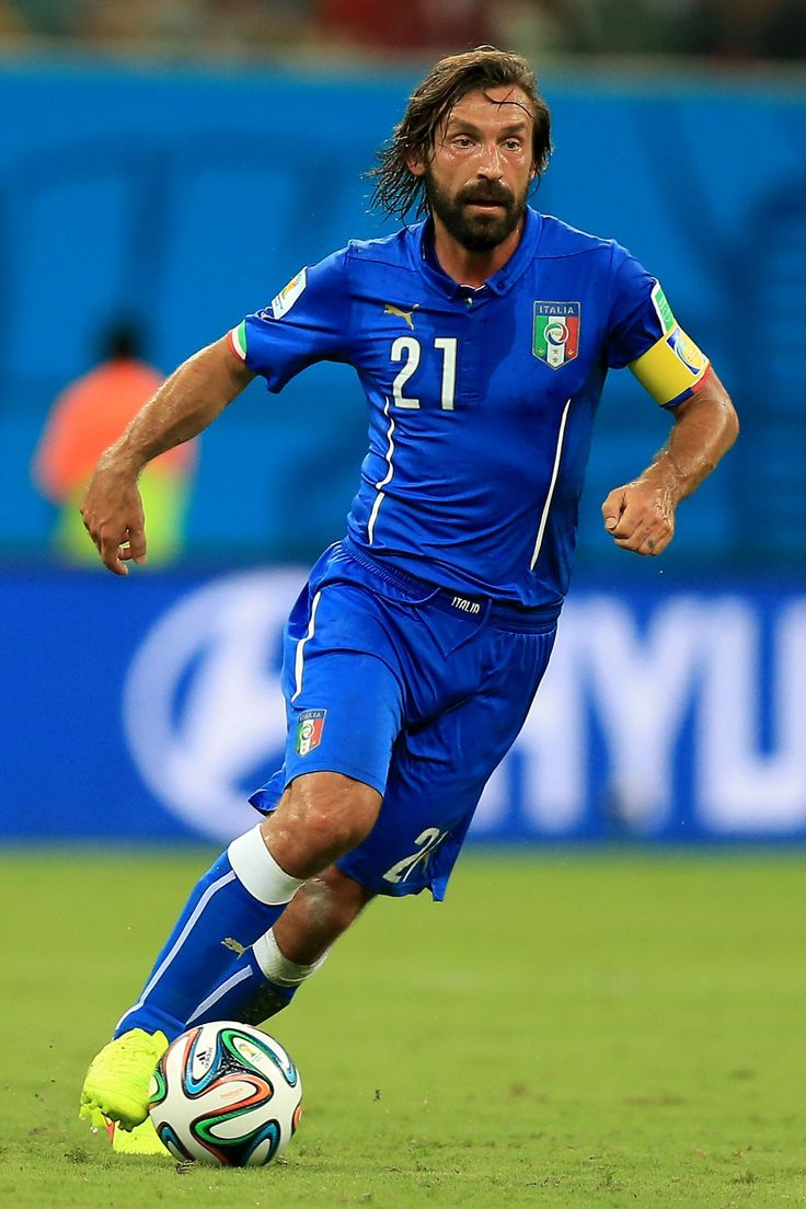50 best Andrea Pirlo images on Pinterest