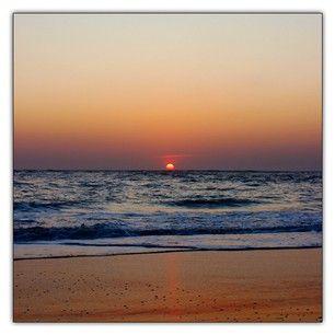 Balmy Bali sunset so beautiful
