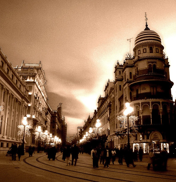 Sevilla, Spain - turism Spain - travel
