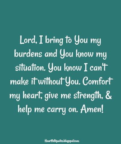 10 Prayers For Strength During Difficult Times