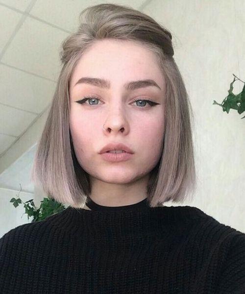 22 Cute Short Hairstyles For Teenage Girl 2019