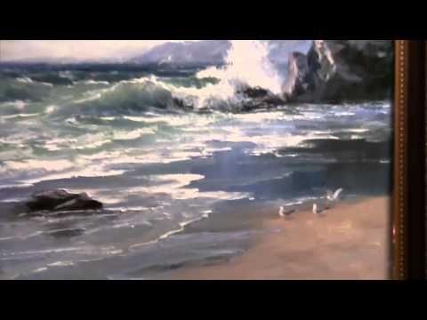 FREE! Full video tutorial Oil Painting by Igor Saharov | Illustration Zone