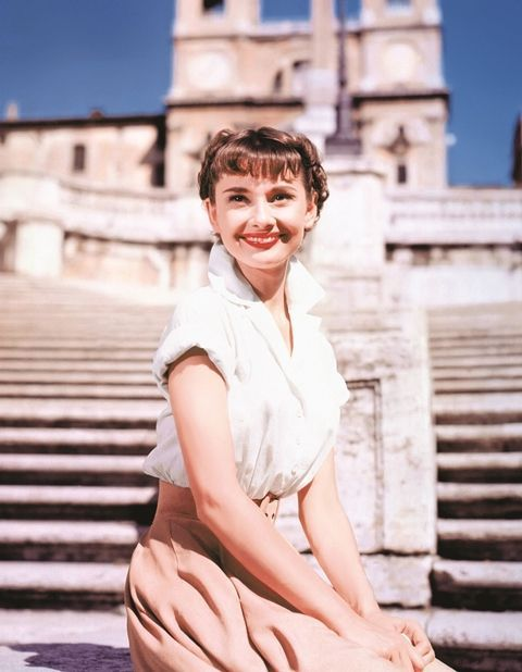A sneak-peek inside the new book, 'Audrey: The 50s'.