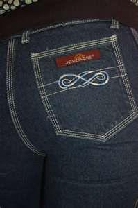 Lovin' me some Jordache jeans