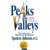 Peaks and Valleys: Making Good And Bad Times Work For You--At Work And In Life (Hardcover)By Spencer Johnson