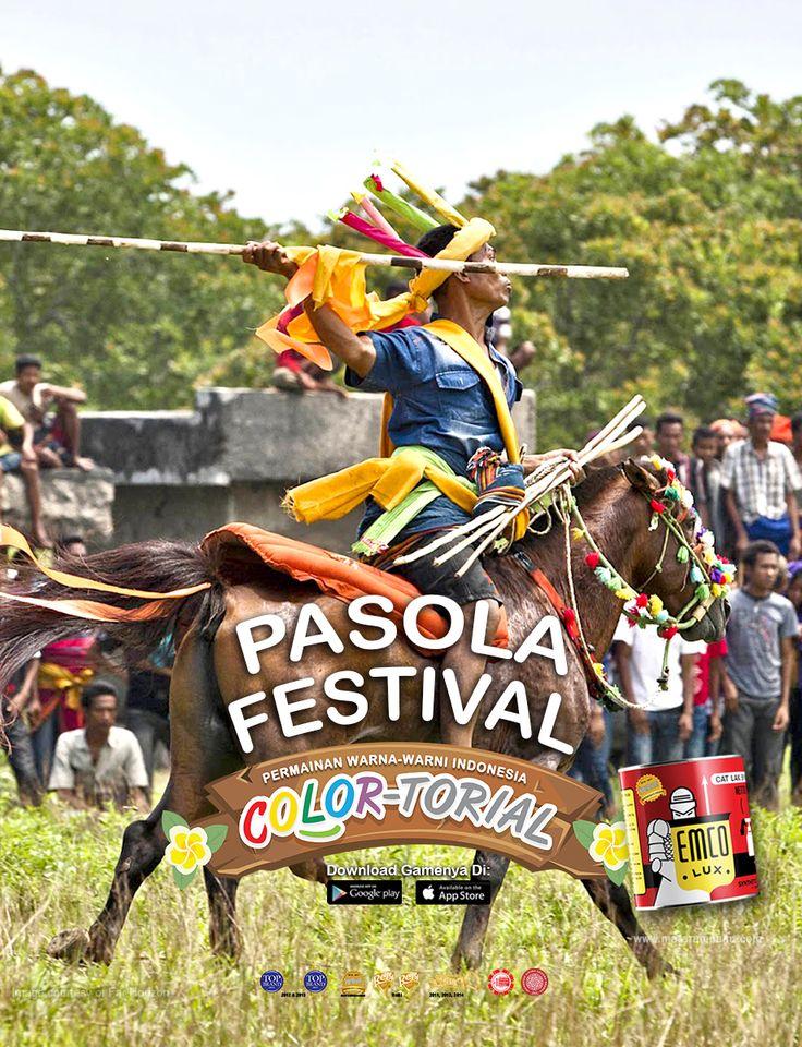 Kawan EMCO, Festival Pasola ini adalah festival 'berdarah'! Tenang saja, peserta festival ini tidak sampai terluka parah. Festival Pasola adalah festival masyarakat Sumbawa, Nusa Tenggara Timur. Rangkaian festival ini diadakan pada bulan Februari–Maret, diawali dari Pasola Homba Kalayo, Pasola Bondo Kawango, Pasola Rara Winyo dan terakhir adalah Pasola Waingapu. Dalam festival ini masyarakat pria akan dibagi menjadi 2 kelompok. Masing-masing kelompok terdiri dari 50-100 orang! Kedua ini…