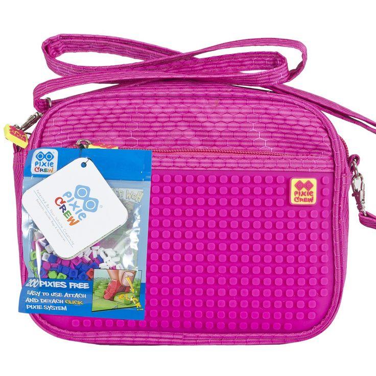 PIXIE CREW Handbag FUCHSIA/FUCHSIA
