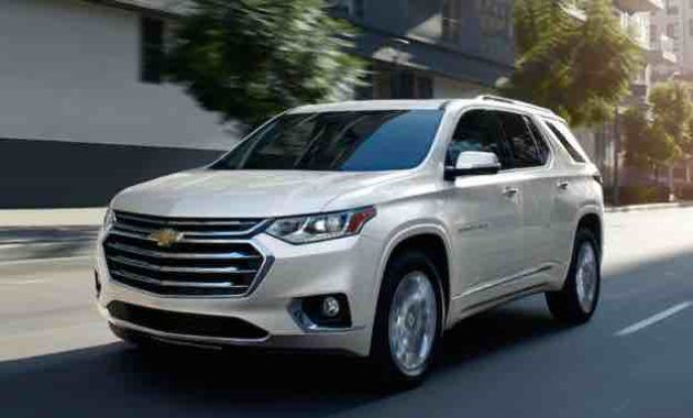 2019 Chevy Traverse Msrp 2019 Chevy Traverse Redline 2019 Chevy