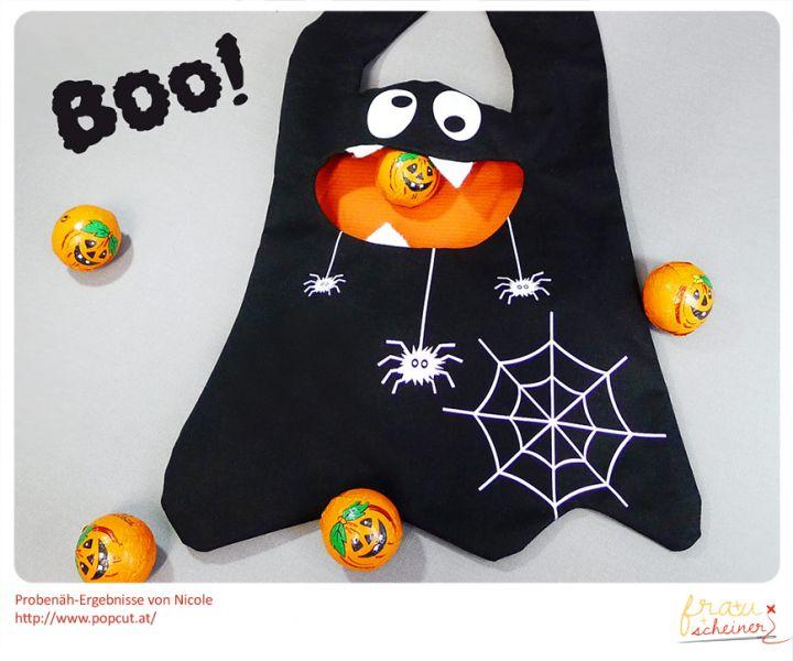 #Halloween Tasche Gespenster kostenloses Ebook freebie von Nicole
