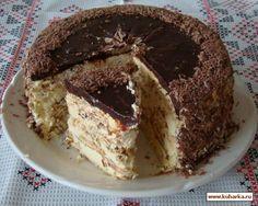 Даже начинающие хозяйки смогут  порадовать гостей вкусом этого изысканного торта с первой попытки.