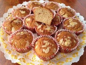 Muffin teljes kiőrlésű lisztből