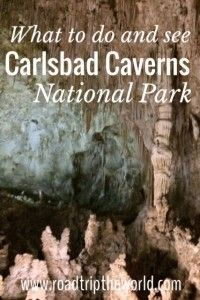 What to do and see when visiting Carlsbad Caverns National Park. Bat Flight, Caving, Hiking and Camping make for an epic trip!