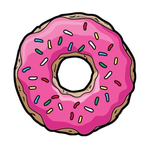 At All   Overlays   Pinterest   Donuts Tumblr And Overlays