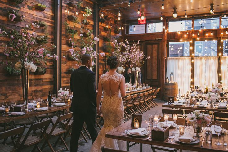 A Wedding At The Brooklyn Winery Photographer