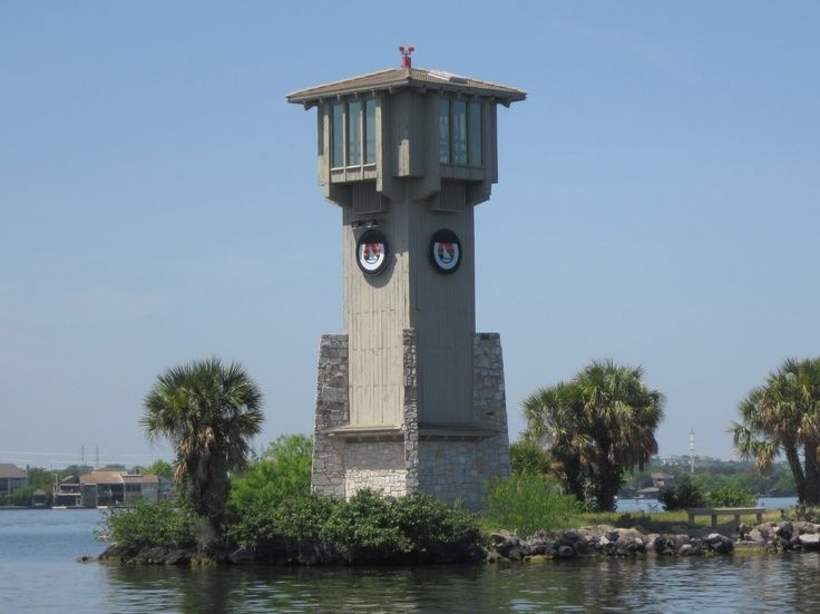 Texas Lighthouses | #Lighthouse in Horseshoe Bay, #TX - http://dennisharper.lnf.com/