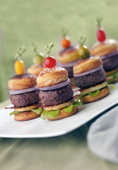 21 Super Slider & Mini Burger Recipes