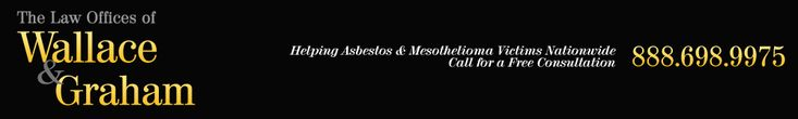 Mesothelioma Lawyer | Mesothelioma Attorney | North Carolina Asbestos Lung Cancer Asbestosis Law Firm