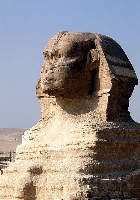 Sphinx at Giza, Egypt