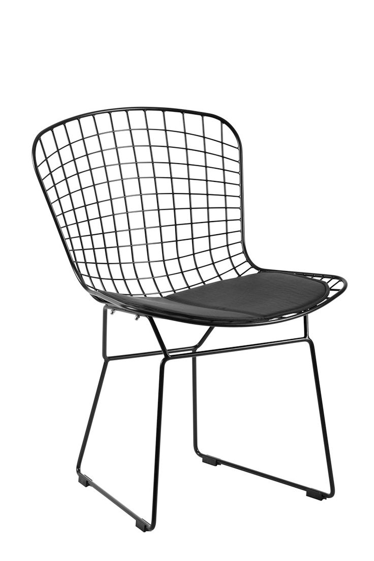 This Reproduction Steel Wire Chair Is Based On The Designs Of Harry  Bertoia, An Italian Designer. Buy Powdercoat Bertoia Wire Chairs Online ...