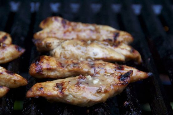 Make and share this Grilled Bourbon Chicken recipe from Food.com.