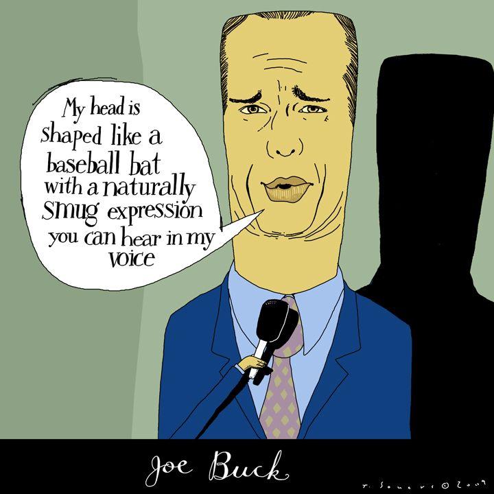 Joe Bucks Head