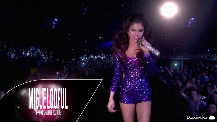 Selena Gomez & The Scene - Hit The Lights (Live MTV EMA's 2011) #selena #gomez #youtube #dodawisko
