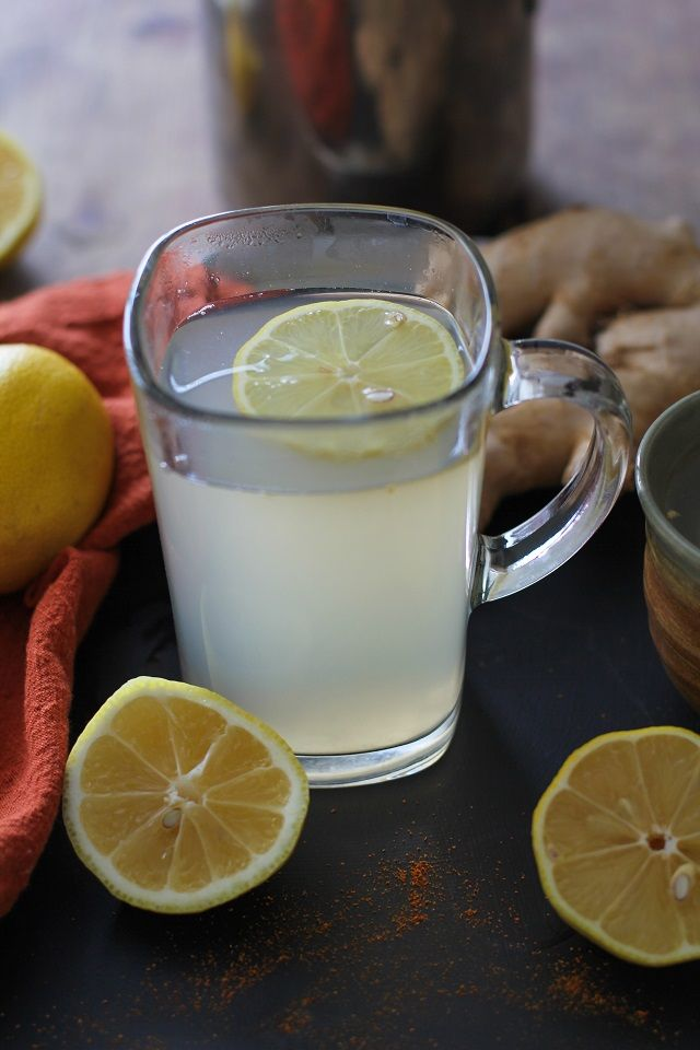 When Should You Drink Hot Lemon Water And Whiskey